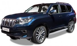 leasing toyota land cruiser