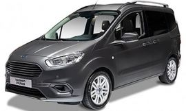 noleggio ford tourneo courier