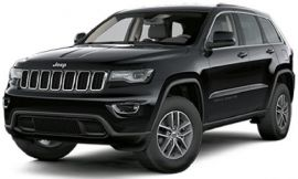 noleggio jeep grand cherokee