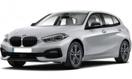 renting bmw serie1