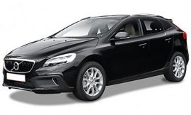 noleggio volvo v40 cross country