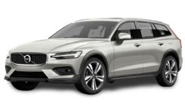 noleggio volvo v60 cross country