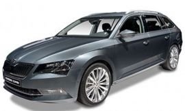 leasing skoda superb wagon