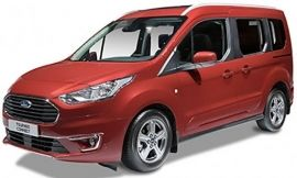 noleggio ford tourneo connect