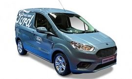 noleggio ford transit courier