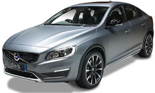 noleggio volvo s60 cross country