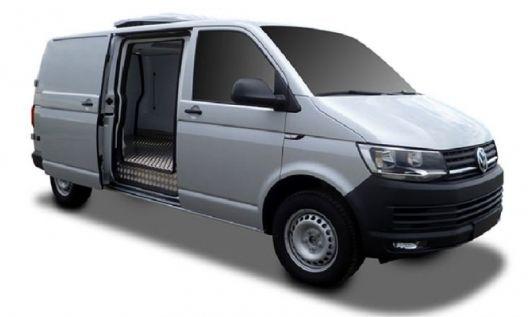 noleggio volkswagen transporter