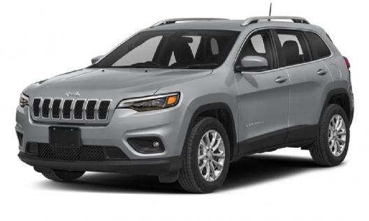 noleggio jeep cherokee
