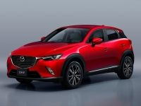 mazda cx 3 fleet management