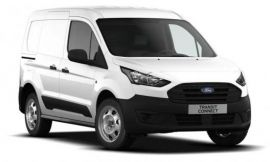 renting ford transit connect