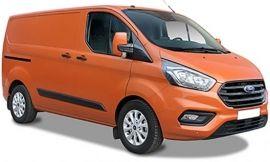 leasing ford transit custom