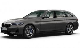 renting bmw serie5 touring