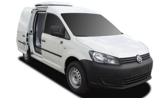 noleggio furgone volkswagen caddy frigo