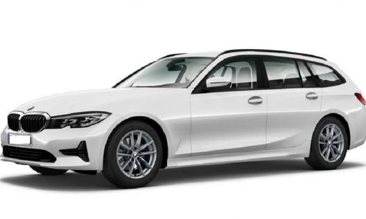 renting bmw serie touring